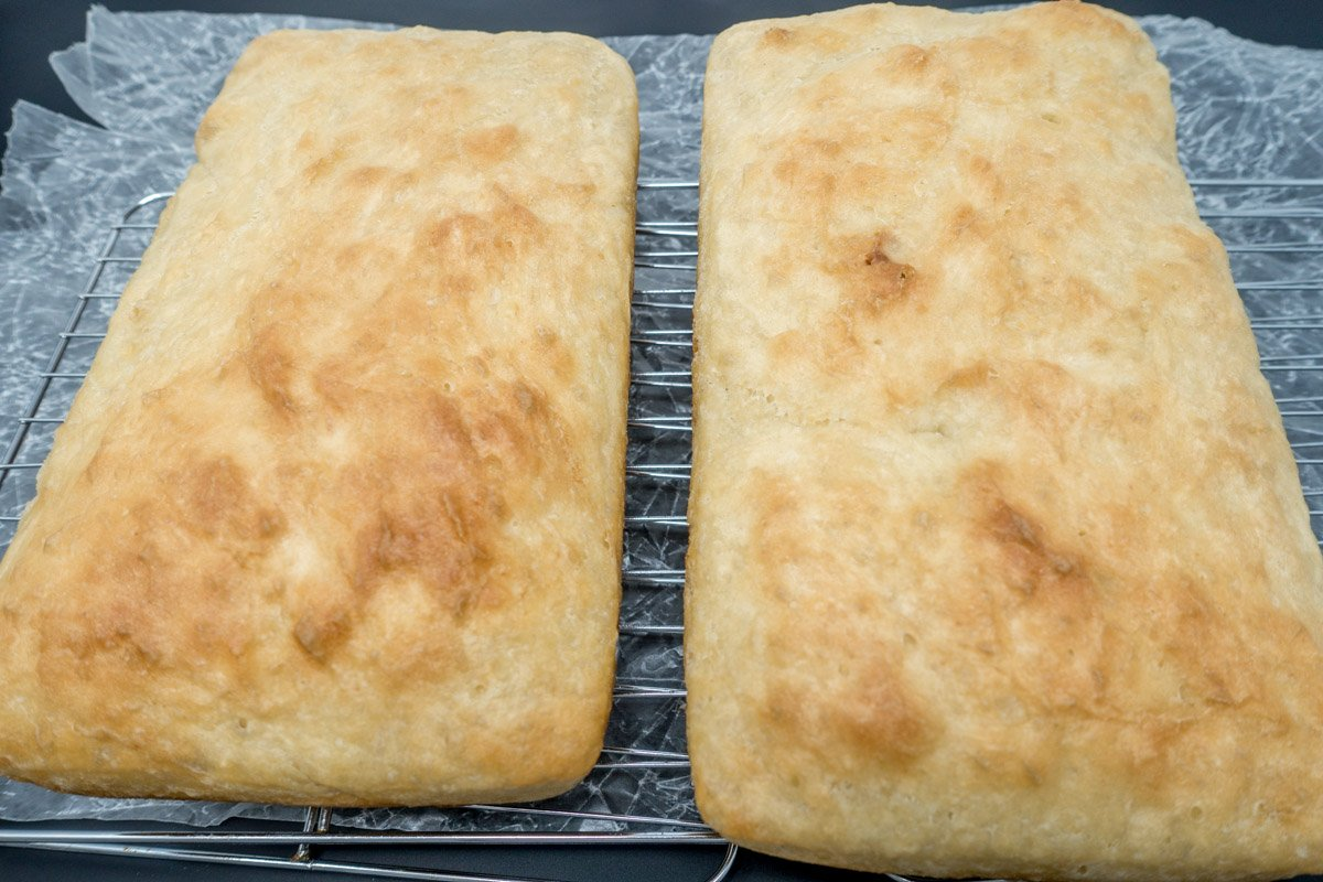 Intimidated to make a loaf of bread? Try this easy no knead English muffin bread recipe