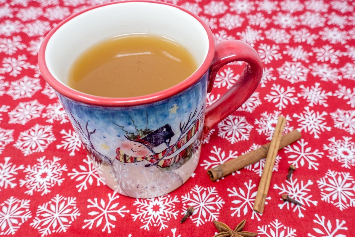 Russian tea is an easy, flavorful drink for wintertime.