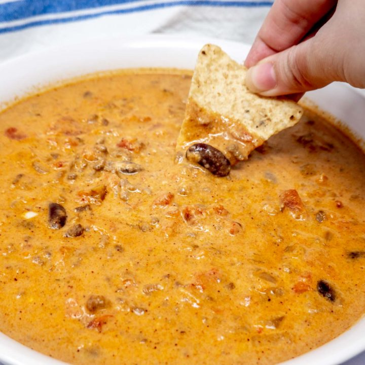 Ultimate Chili Cheese Dip